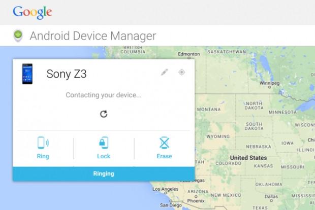 Google'ın arama motoru kayıp Android telefonları bulacak! - Page 3