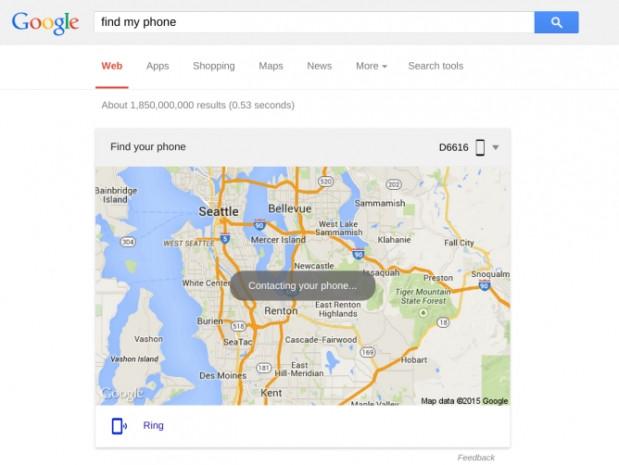 Google'ın arama motoru kayıp Android telefonları bulacak! - Page 4