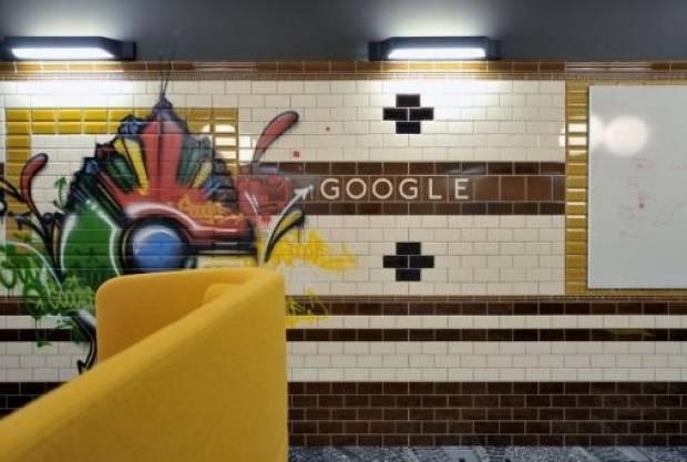 Google'ın çılgın ofisinde kareler - Page 2