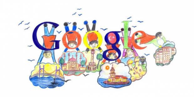 Google'ın 'Doodle yarışmasının sonucu! - Page 1