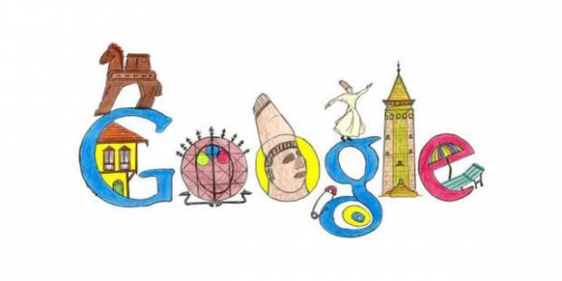 Google'ın 'Doodle yarışmasının sonucu! - Page 2