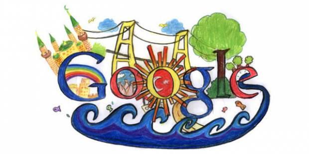 Google'ın 'Doodle yarışmasının sonucu! - Page 3