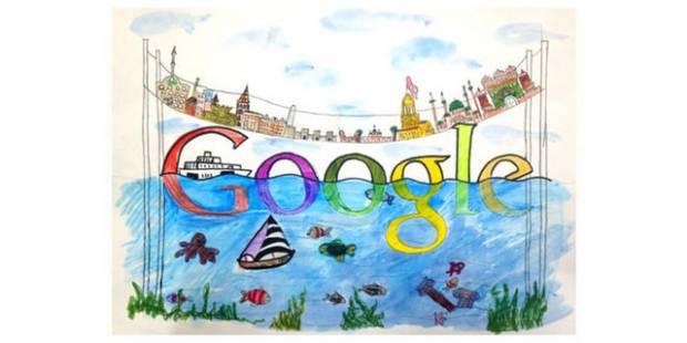 Google'ın 'Doodle yarışmasının sonucu! - Page 4
