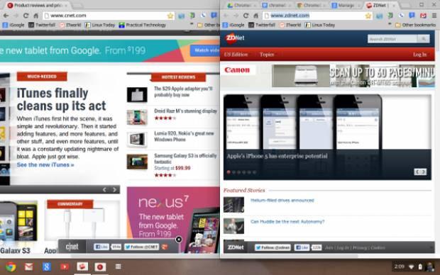 Google'ın işletim sistemi : ChromeBook ! - Page 3