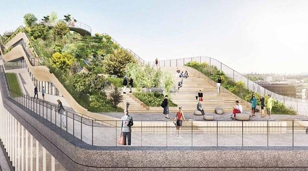 Google'ın Londra'da inşa edeceği yeni binası - Page 4