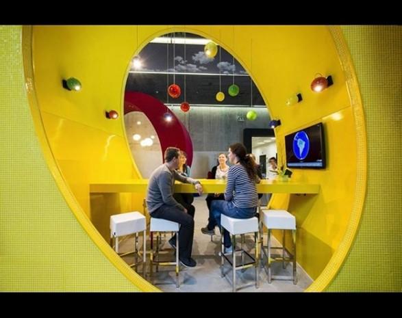 Google'ın muhteşem ofislerini görmelisiniz - Page 2
