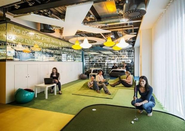 Google'ın muhteşem ofislerini görmelisiniz - Page 4