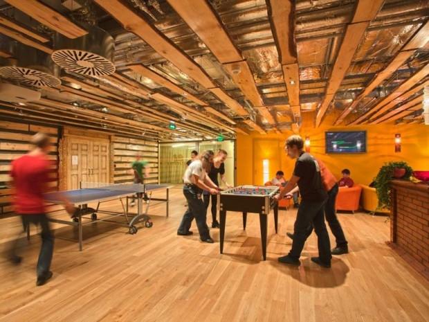 Google'ın ofisleri dünyanın en havalı çalışma ortamına sahip - Page 1