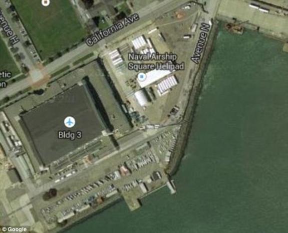 Google'ın sakladığı gizemli bina! - Page 3