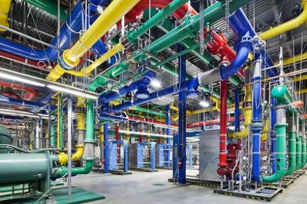 Google'un sunucu merkezini gördünüz mü? - Page 3