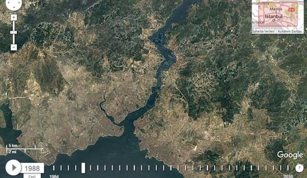 İstanbul'un son 32 yılı Google Maps'te! - Page 3