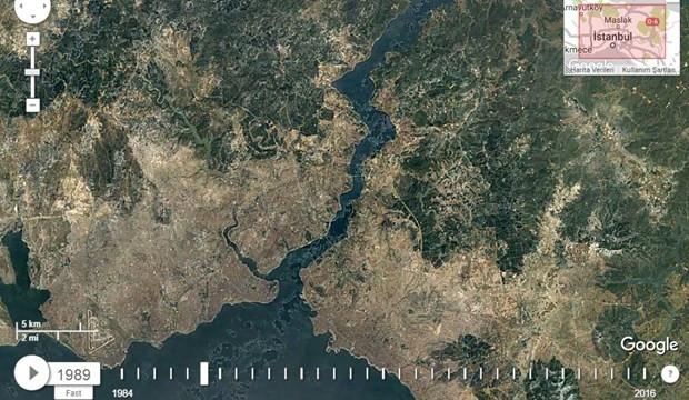 İstanbul'un son 32 yılı Google Maps'te! - Page 4