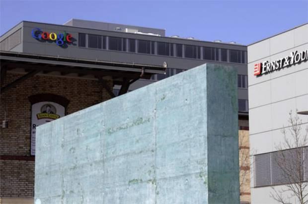 Google'ın büyüleyici ofisi - Page 1