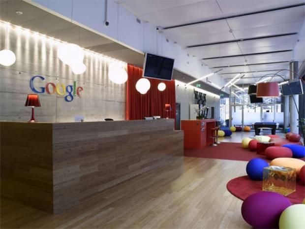 Google'ın büyüleyici ofisi - Page 2