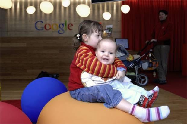 Google'ın büyüleyici ofisi - Page 4