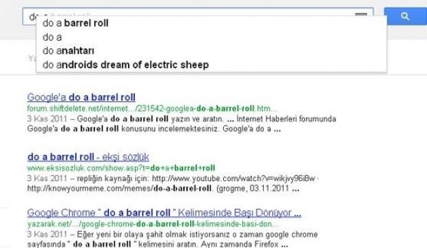 Google'nin İçine Saklanmış 19 Enteresan Numara - Page 2