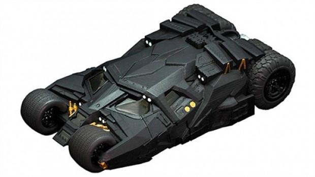 Görenleri büyüleyen Batmobile iPhone kılıf - Page 4
