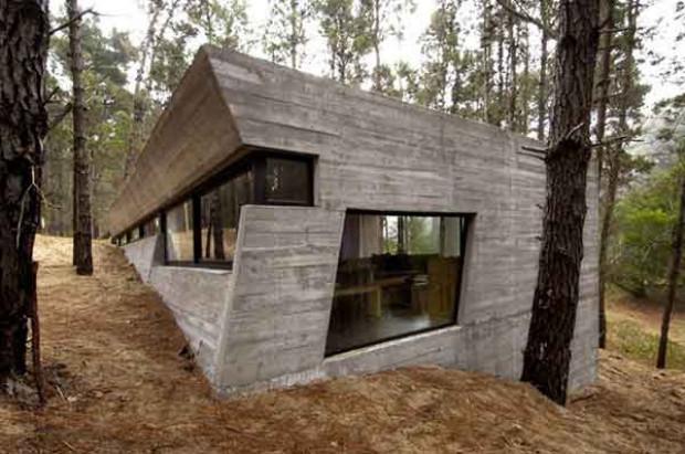 Görenleri şaşkına çeviren birbirinden ilginç tasarımlara sahip evler - Page 2