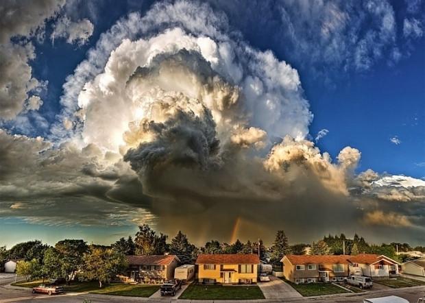Görüp görebileceğiniz en muhteşem 30 bulut formasyonu - Page 3