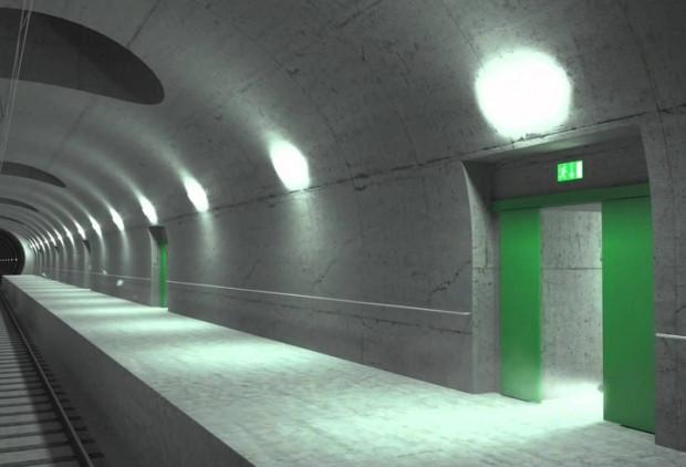 Gotthard Base'in kazılma sürecinden kareler - Page 4