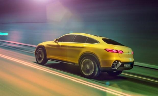 Göz kamaştıran Mercedes GLC Coupe - Page 2