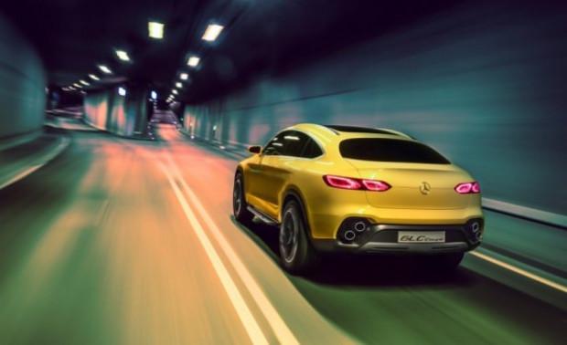 Göz kamaştıran Mercedes GLC Coupe - Page 3