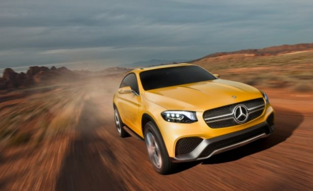 Göz kamaştıran Mercedes GLC Coupe - Page 4