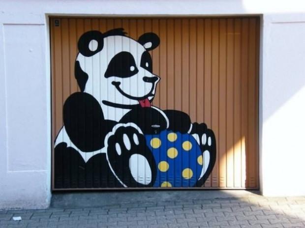 Graffiti garaj kapılarıyla buluştu - Page 4