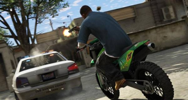 Grand Theft Auto V GTA 5 ekran görüntüleri - Page 1