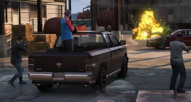 Grand Theft Auto V GTA 5 ekran görüntüleri - Page 3