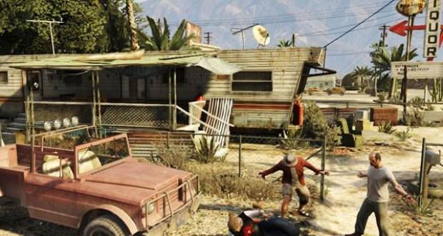Grand Theft Auto V GTA 5 ekran görüntüleri - Page 4