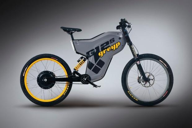 Greyp G12S Rimac konsept dünyanın ikinci elektrikli bisikleti - Page 2
