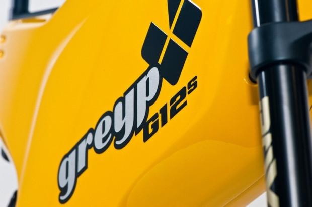 Greyp G12S Rimac konsept dünyanın ikinci elektrikli bisikleti - Page 3