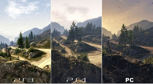 GTA 5 oyunundaki grafikleri PC ve Play Station'da karşılaştıran 15 görsel - Page 4