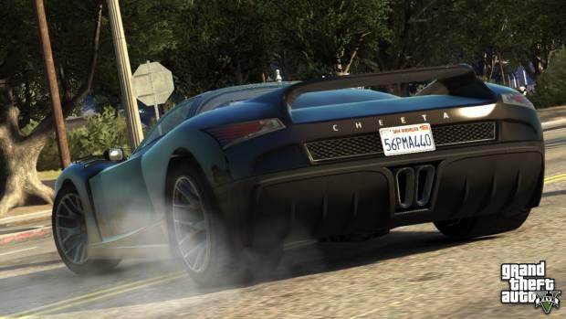 GTA 5'ten yepyeni ekran görüntüleri sızdı! -GALERİ - Page 1