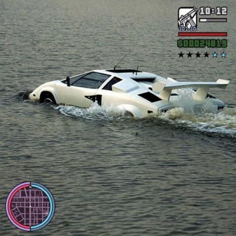 GTA oyununu gerçek hayata aktardılar! - Page 1
