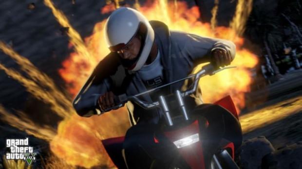 GTA V Call of Duty'nin rekorunu da tarihe gömdü - Page 3