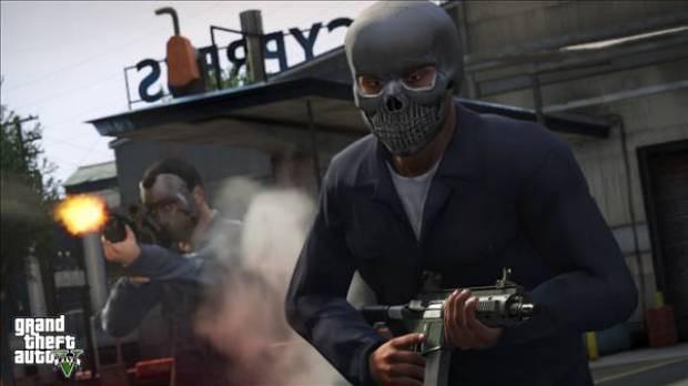 GTA V'ten gelen yeni görüntüler - Page 1