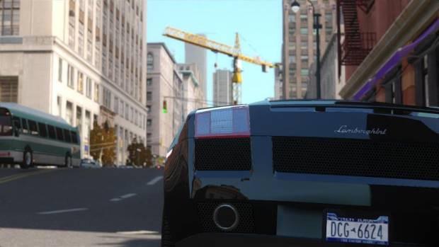 GTA 4'e muhteşem 'Grafik Mod'u! -GALERİ - Page 1