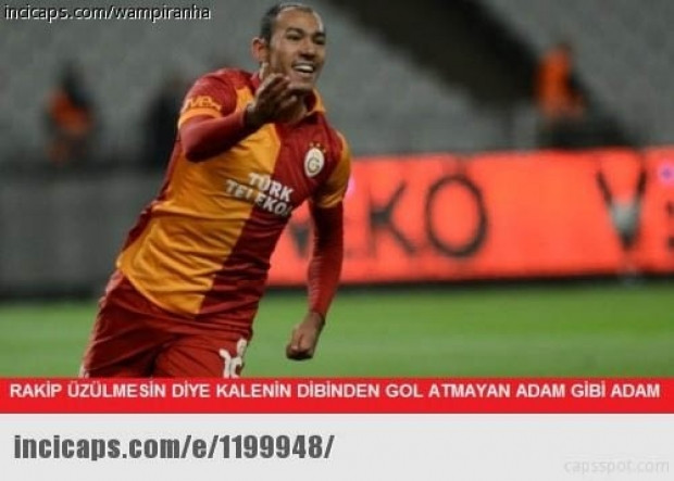 Güldüren Galatasaray - Benfica capsleri - Page 1