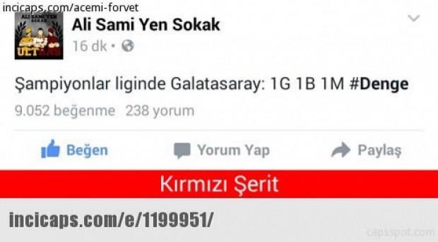Güldüren Galatasaray - Benfica capsleri - Page 2