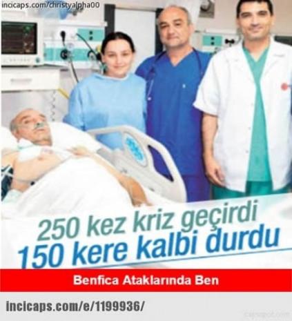 Güldüren Galatasaray - Benfica capsleri - Page 4
