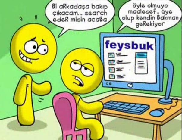 Güldüren teknolojik karikatürler - Page 1