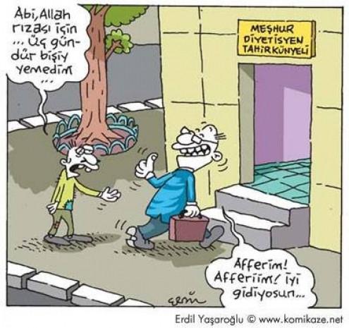 Güldüren Ramazan karikatürleri - Page 2