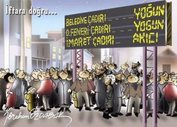 Güldüren Ramazan karikatürleri - Page 4