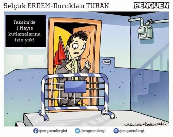 Güldüren ve düşündüren 1 Mayıs karikatürleri - Page 2