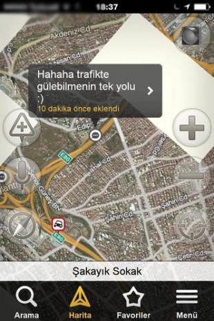 Gülme krizine sokan navigasyon mesajları - Page 1