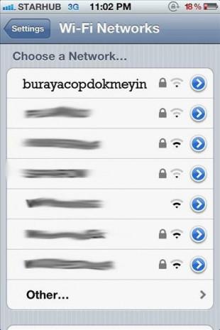 Gülme krizine sokan Wifi isimleri - Page 2