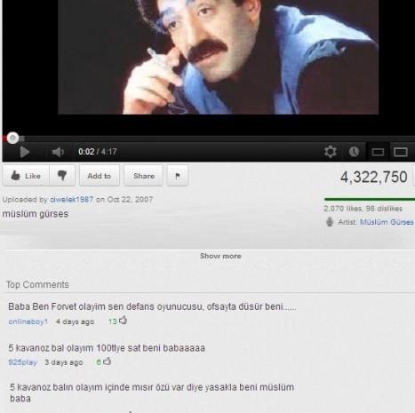Gülme krizine sokan youtube yorumları - Page 2