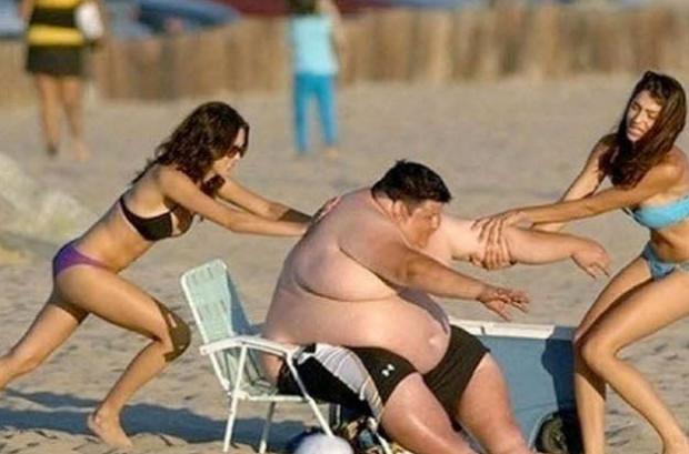 Gülmekten öldürecek plaj fotoğrafları - Page 3